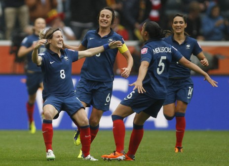 Euro 2013 féminin : France-Russie en direct live