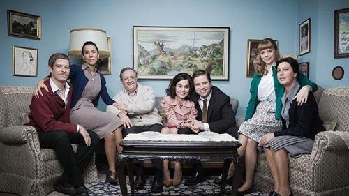 'Amar es para siempre' estrena en enero la nueva serie para la sobremesa de antena 3