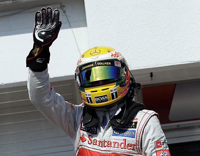 Segunda victoria de la temporada de Hamilton. Así lo vivimos