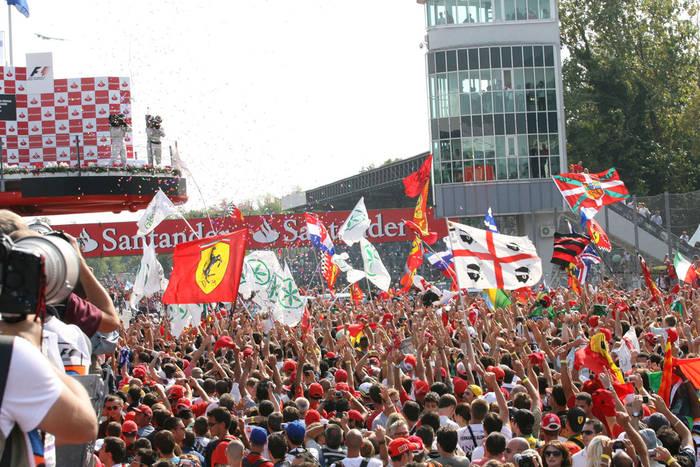 Circuito de Monza pode ficar de fora da Fórmula 1