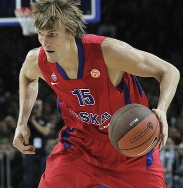 Kirilenko, nuevo jugador de Minnesota Timberwolves
