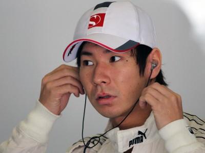 """Kobayashi: """"No esperaba ser segundo"""""""