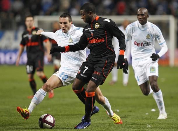Lorient n'a plus le choix