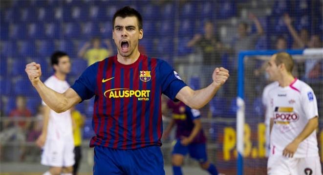 """Sergio Lozano: """"Hemos peleado mucho por este título y nos lo hemos merecido"""""""