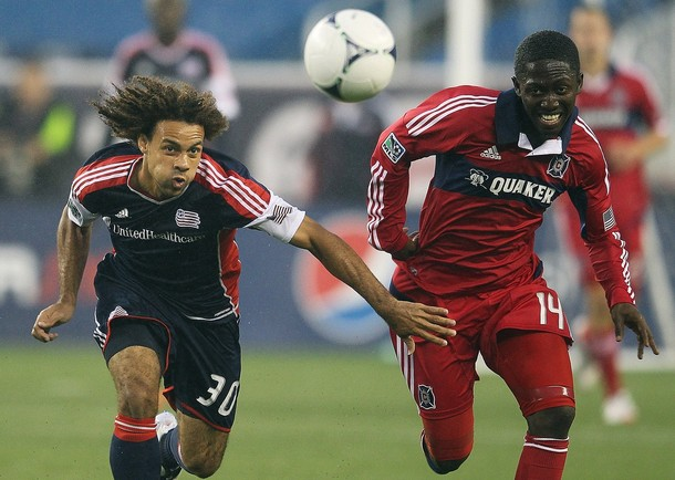 Le point MLS : Chicago n'en profite pas