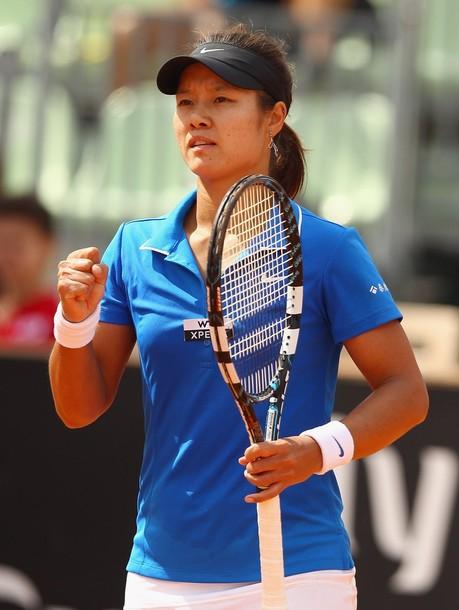 Na Li se reta con Serena Williams en semifinales de Roma