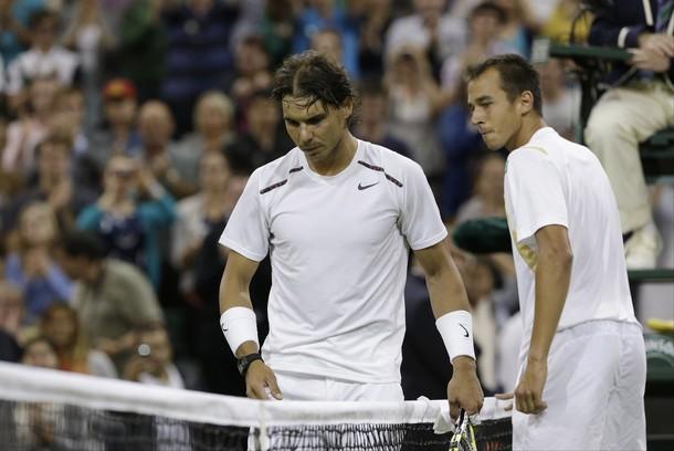 Rafa Nadal no caía en segunda ronda de un Grand Slam desde Wimbledon 2005