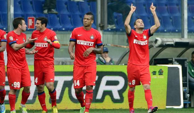 Em dia de Palacio, Inter derrota Sampdoria fora de casa