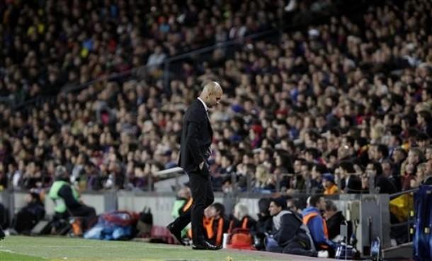 C'était la dernière saison de Guardiola au Barça