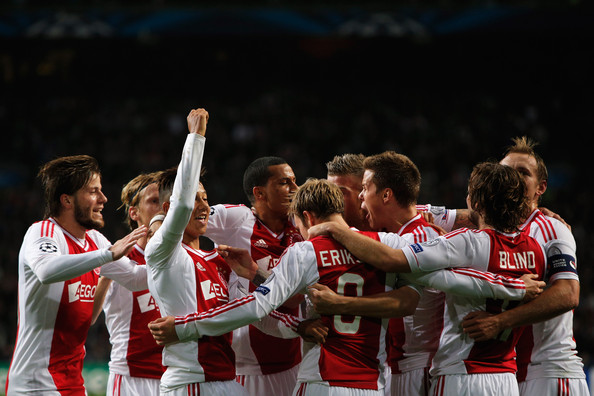 La trayectoria del Ajax en esta Champions
