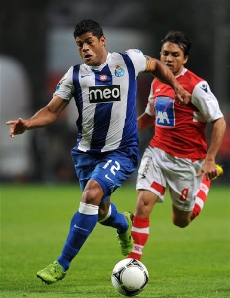 Braga rentre dans le rang