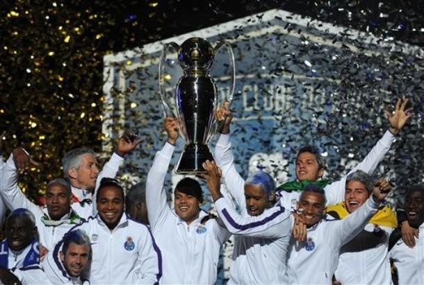 Le FC Porto sacré champion !