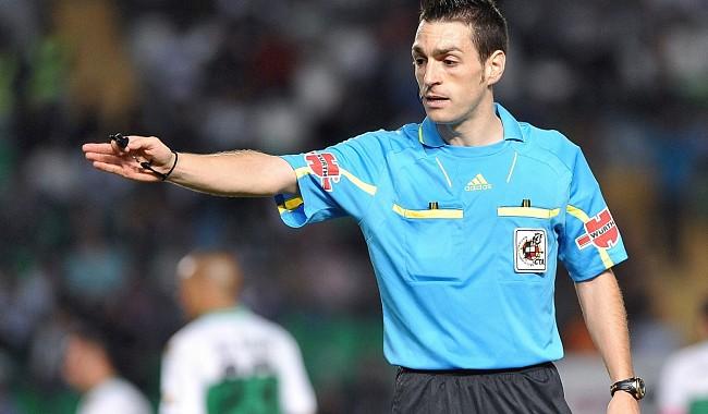 Prieto Iglesias es el árbitro designado para el encuentro U.D. Almería - Elche C.F.