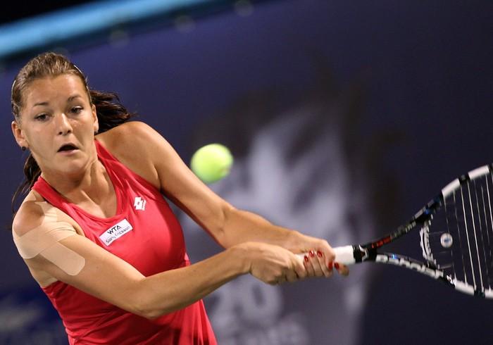 Radwanska se proclama campeona en el torneo de Dubai