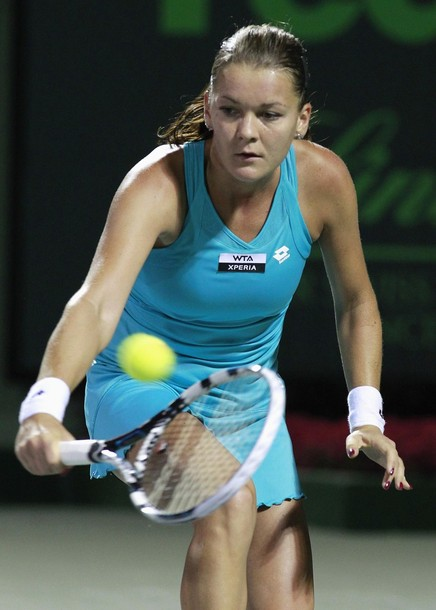 Radwanska arrolla a Bartoli y disputará la final de Miami
