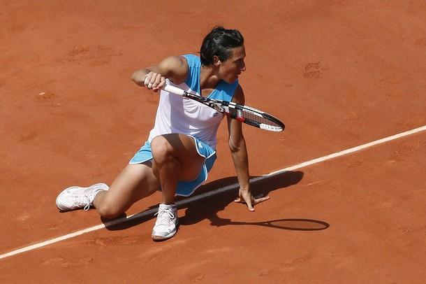 Roland Garros: Wozniacki y Schiavone se despiden en una jornada de sorpresas
