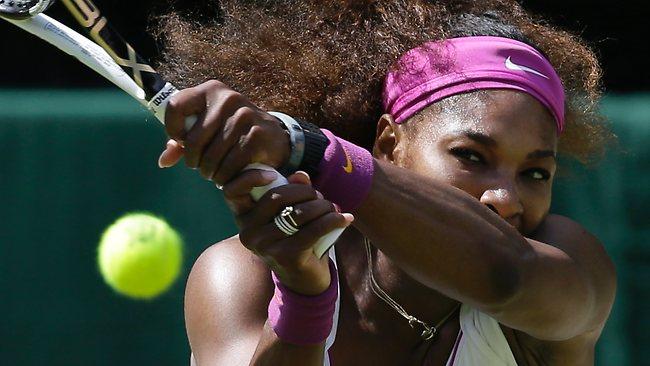 Serena Williams: Un mito que busca agrandar su vasta leyenda