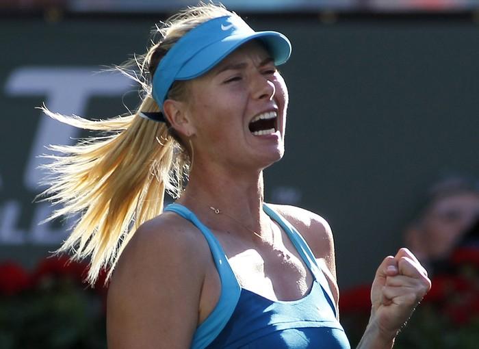 Sharapova remonta a Kirilenko y se lleva el duelo de rusas