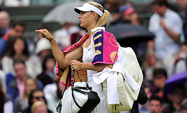 Sharapova pierde el número 1 de la WTA