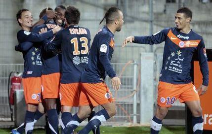 Montpellier tient la cadence