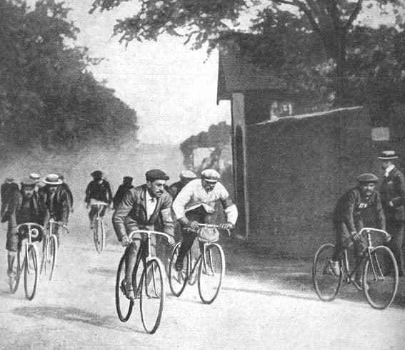 Le Tour, 100 éditions d'émotions - 1er épisode, 1903-1914 : le commencement
