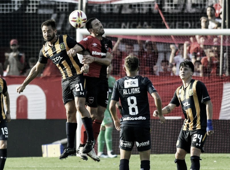 "0-0 terminó el ""Clásico Rosarino"""