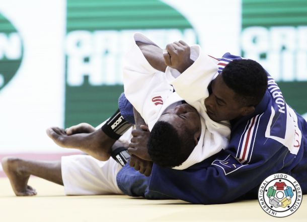Chionnats du monde de judo 2014 : la deuxième journée