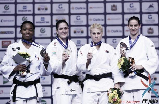 Championnats du Monde de judo 2014 : l'argent de Tcheuméo et toute la cinquième journée