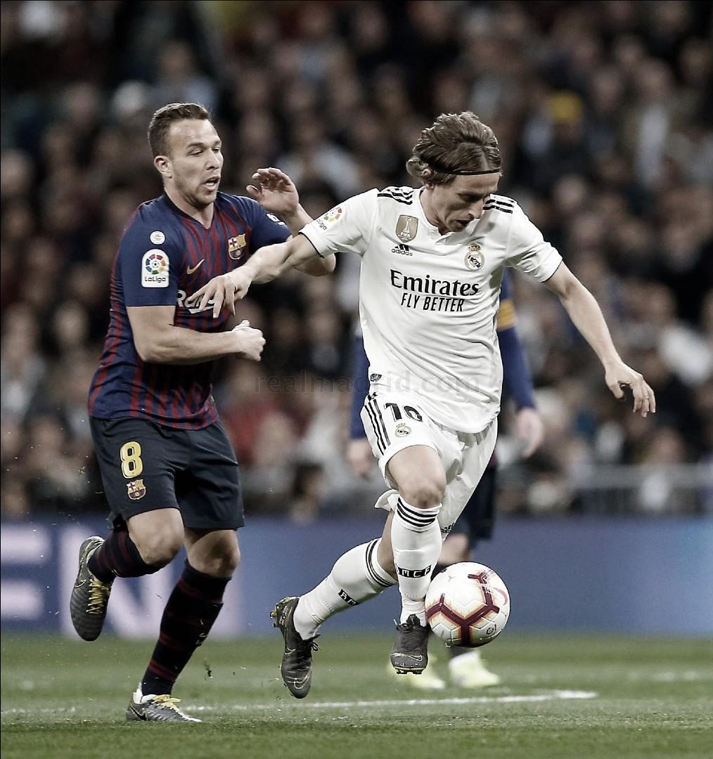 Más de lo mismo en el Santiago Bernabéu