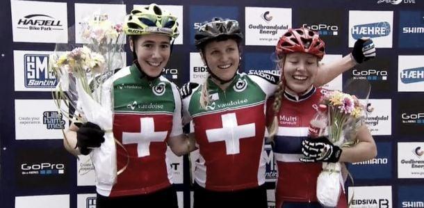 Championnats du Monde de VTT et trial : le bronze de Miquel et toute la première journée