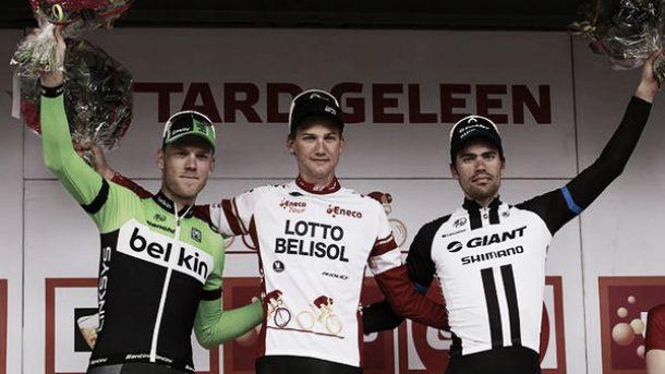 Eneco Tour : Wellens vainqueur final