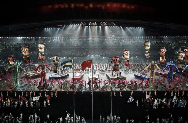 Jeux Olympiques de la Jeunesse 2014 : la cérémonie de clôture
