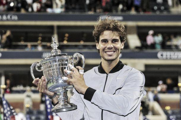 Rafael Nadal forfait pour l'US Open