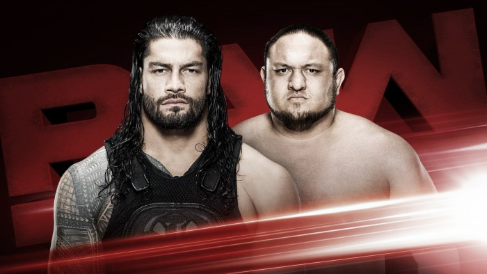 Previa WWE Monday Night RAW: 17 de julio de 2017