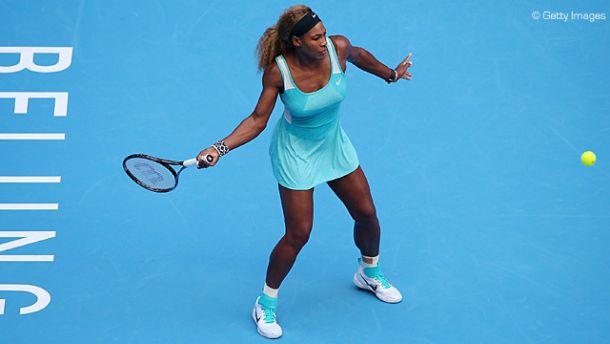 WTA Pechino: Williams al terzo, Vinci batte Makarova