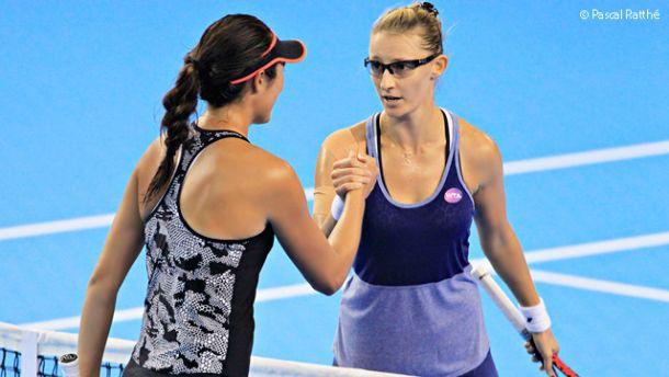 WTA, Quebec City: Lucic-Baroni con il brivido, ok Beck, Ostapenko e Broady