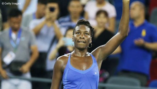 WTA Wuhan: bene Giorgi e Vinci, vittoria n.700 per Venus Williams