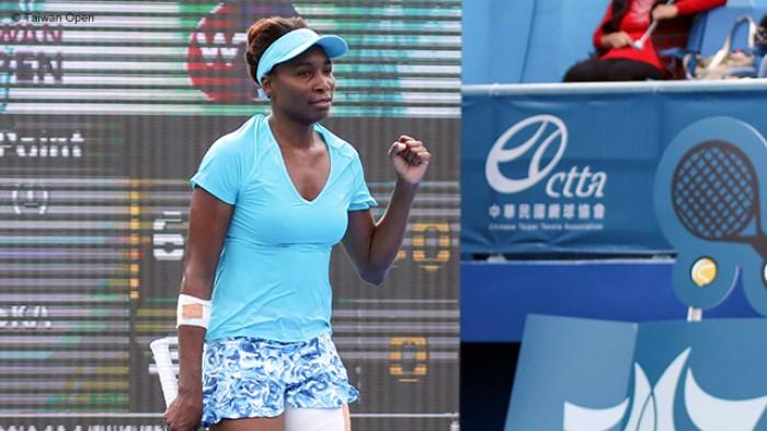 WTA - Taiwan Open, la finale è Venus - Doi
