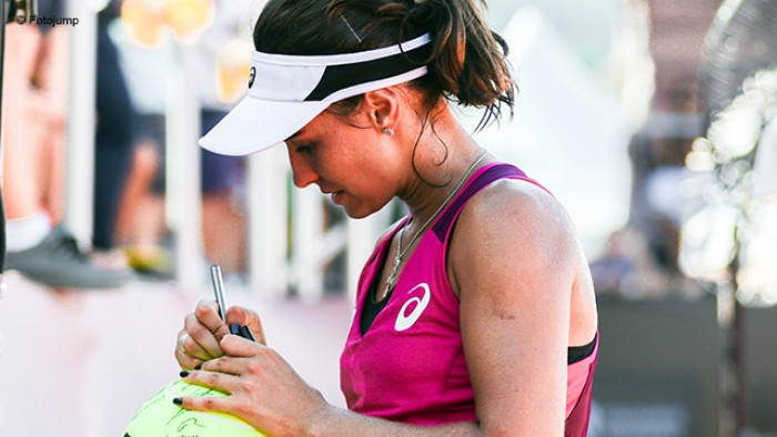 WTA Rio, sorpresa Goncalves. Oggi tocca a Francesca Schiavone