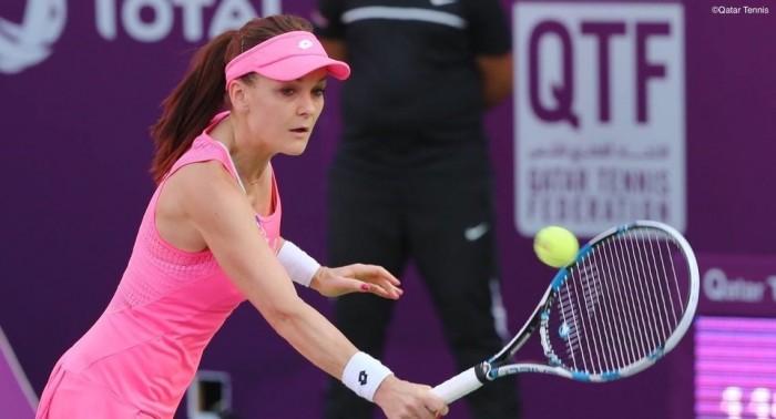 WTA Doha: Agnieszka Radwanska Gets Past Dangerous Monica Niculescu To Reach Quarterfinals