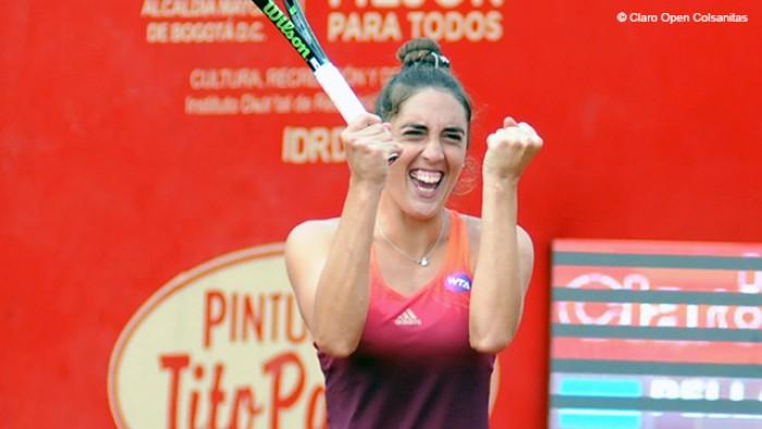 WTA Bogotà, risultati e programma