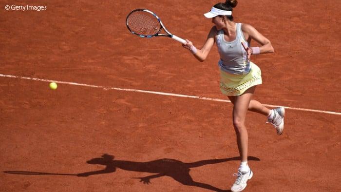 Roland Garros - Muguruza senza problemi, Halep al terzo