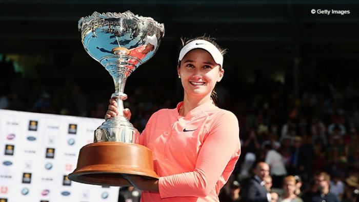 WTA Auckland, titolo a Lauren Davis