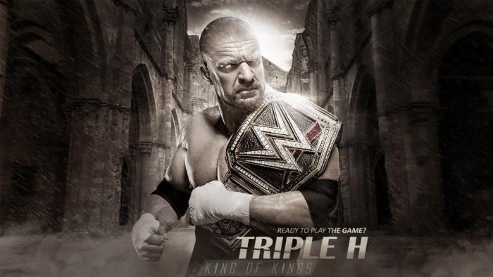 """Triple H: """"El Rey De Reyes"""""""