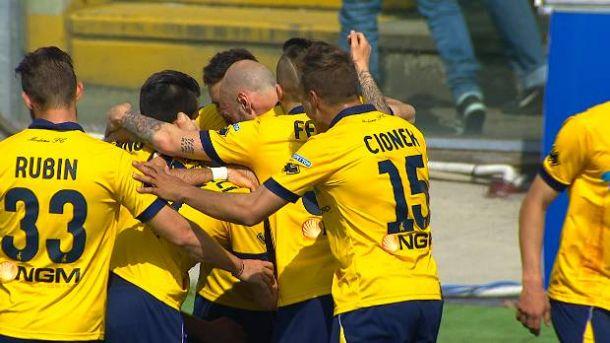 Serie B 35° giornata, Il Carpi stupisce, bene Vicenza e Perugia