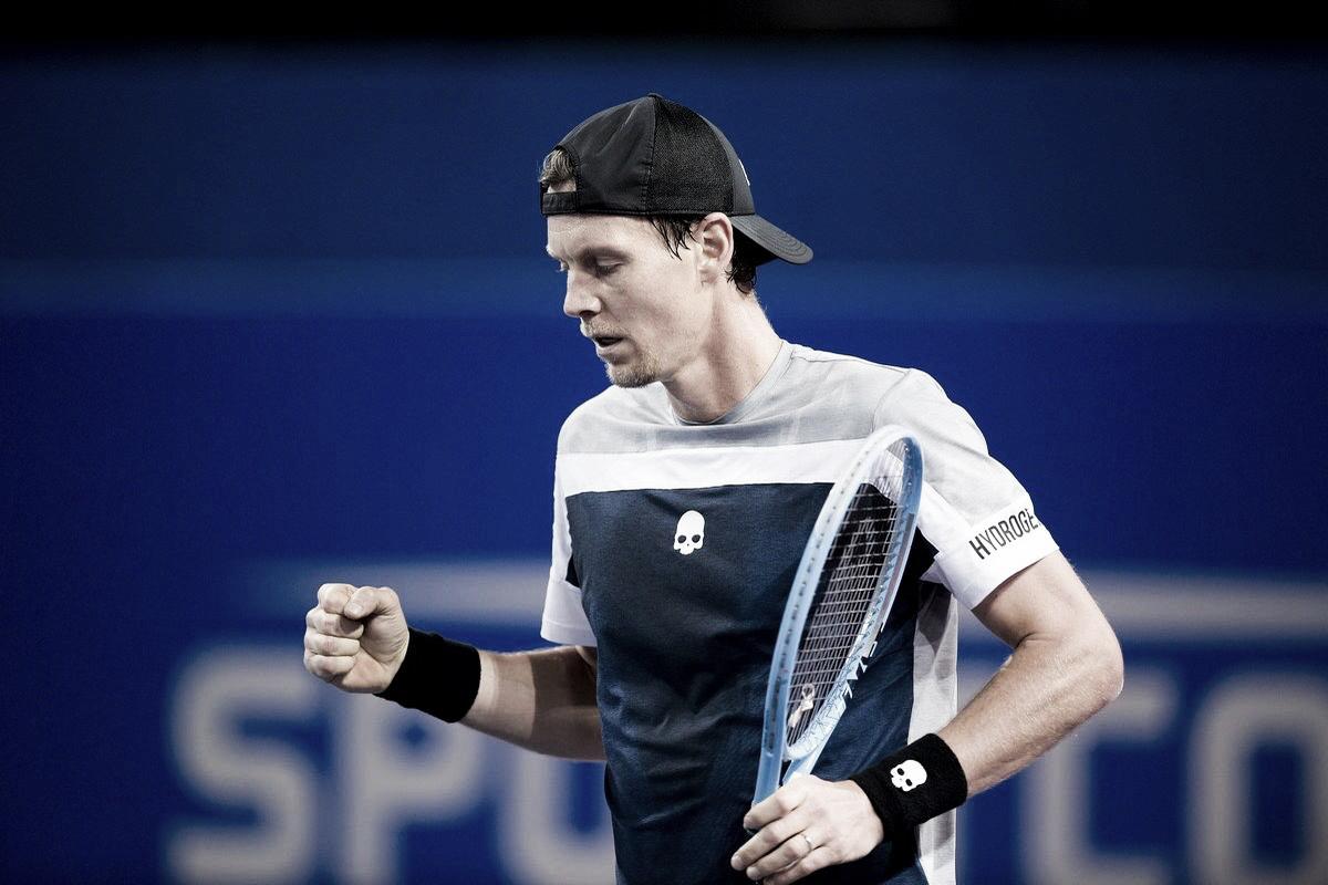 Berdych atropela Paire e vai às quartas do ATP 250 de Montpellier