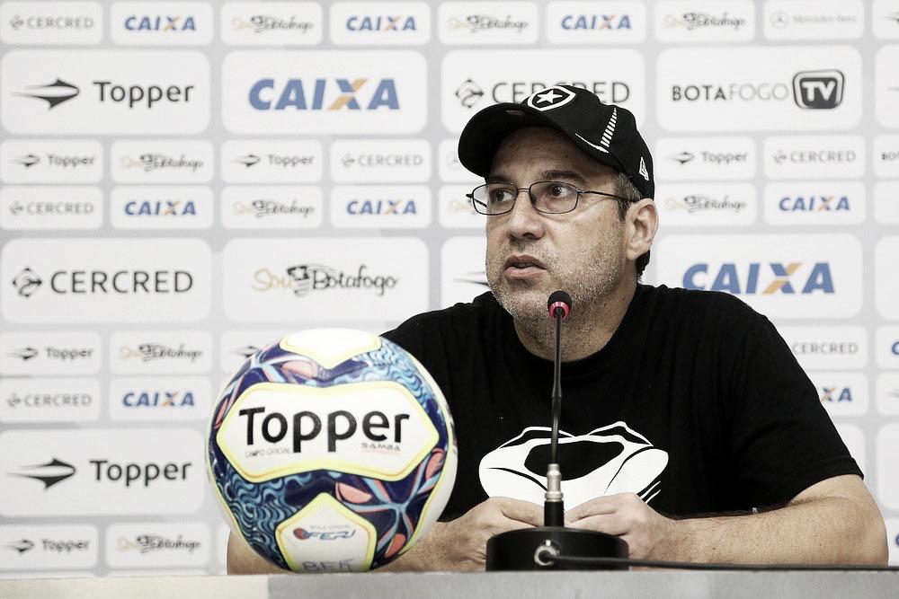 Botafogo demite vice-presidente de comunicação, Marcio Padilha