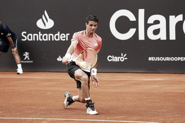 Rogerinho passa por Donati e fica a uma vitória da chave principal do Rio Open