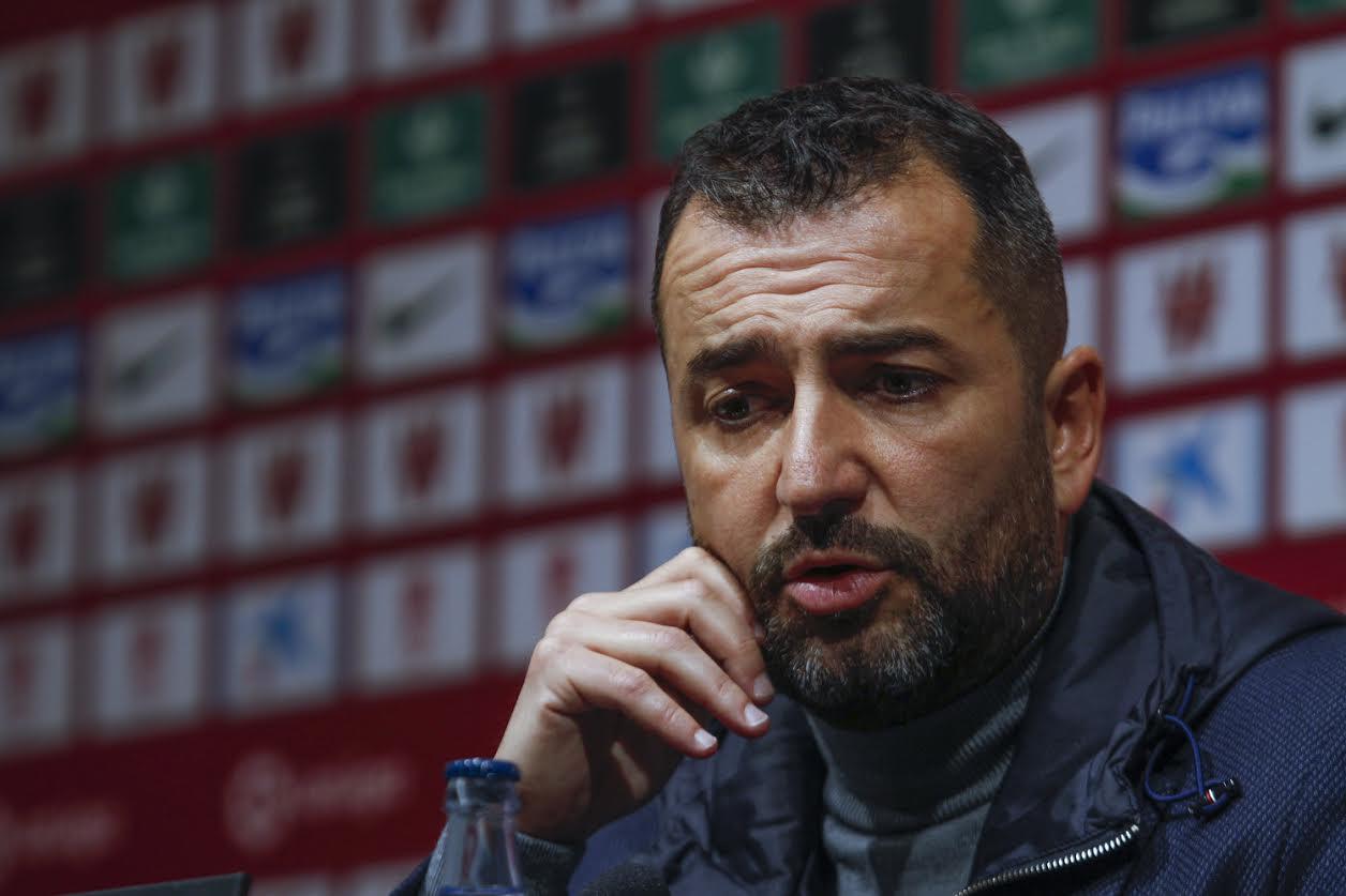 """Diego Martínez: """"Este partido va a demandar lo máximo por nuestra parte"""""""
