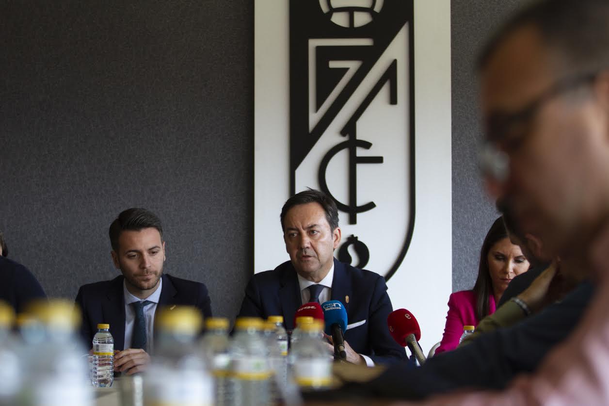 El Granada CF comparece para explicar la polémica con LaLiga